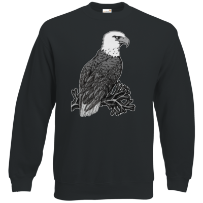 Motiv: Sweatshirt Classic - Adler