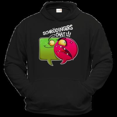 Motiv: Hoodie Classic - Schroedingers Chat