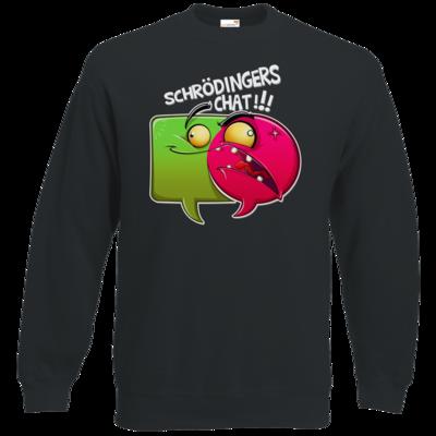Motiv: Sweatshirt Classic - Schroedingers Chat