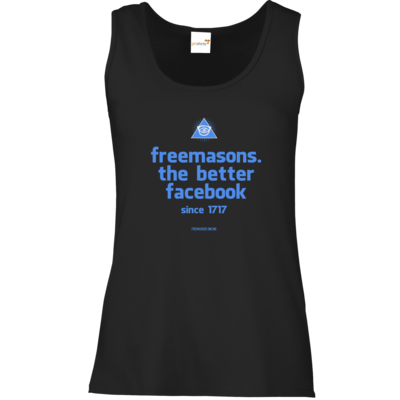 Motiv: Tank Top Damen Classic - freemasons