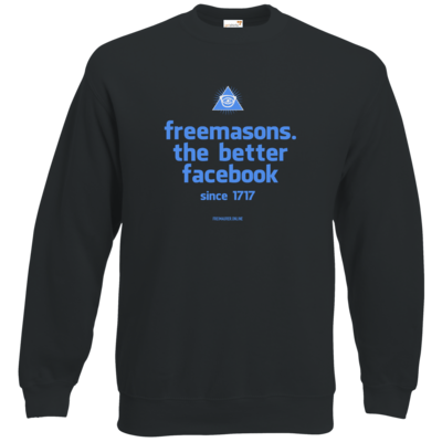 Motiv: Sweatshirt Classic - freemasons