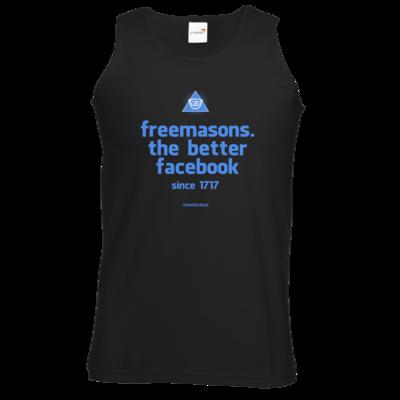 Motiv: Athletic Vest - freemasons