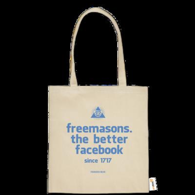 Motiv: Baumwolltasche - freemasons