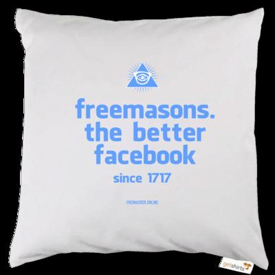Motiv: Kissen - freemasons