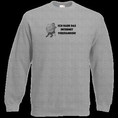 Motiv: Sweatshirt Classic - verstanden