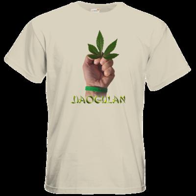 Motiv: T-Shirt Premium FAIR WEAR - Jiaogulan