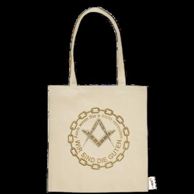 Motiv: Baumwolltasche - Freemasonry-Art - Wir sind die guten