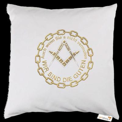 Motiv: Kissen - Freemasonry-Art - Wir sind die guten
