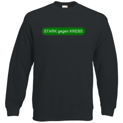 Motiv: Sweatshirt Classic - STARK gegen KREBS