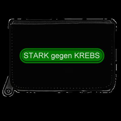 Motiv: Geldboerse - STARK gegen KREBS