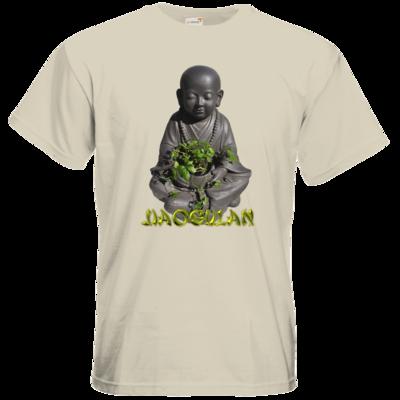 Motiv: T-Shirt Premium FAIR WEAR - Jiaogulan-Mönch