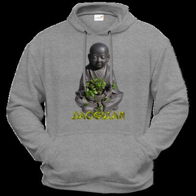 Motiv: Hoodie Classic - Jiaogulan-Mönch