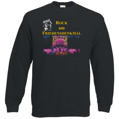 Motiv: Sweatshirt Classic - Live lila