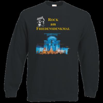 Motiv: Sweatshirt Classic - Live blau