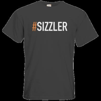 Motiv: T-Shirt Premium FAIR WEAR - SizzleBrothers - Grillen - Sizzler