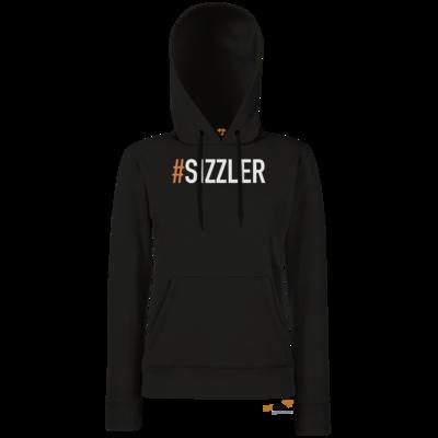 Motiv: Hoodie Damen Classic - SizzleBrothers - Grillen - Sizzler