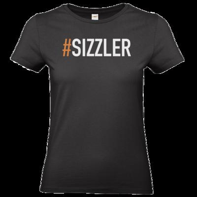 Motiv: T-Shirt Damen Premium FAIR WEAR - SizzleBrothers - Grillen - Sizzler