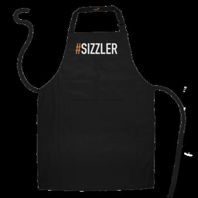 Motiv: Schürze - SizzleBrothers - Grillen - Sizzler