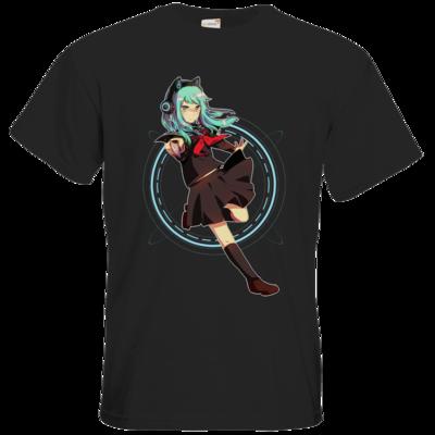 Motiv: T-Shirt Premium FAIR WEAR - Modus Yandere