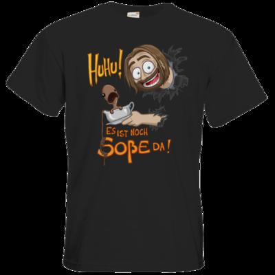 Motiv: T-Shirt Premium FAIR WEAR - Es ist noch Sosse da