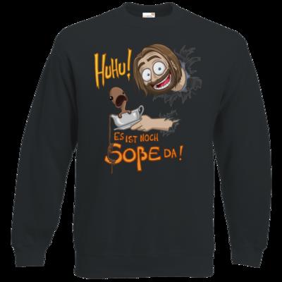 Motiv: Sweatshirt Classic - Es ist noch Sosse da