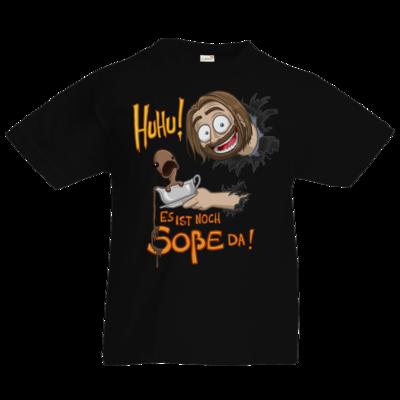 Motiv: Kids T-Shirt Premium FAIR WEAR - Es ist noch Sosse da