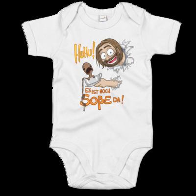 Motiv: Baby Body Organic - Es ist noch Sosse da