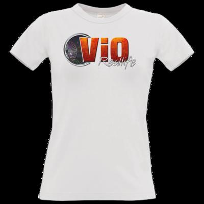 Motiv: T-Shirt Damen Premium FAIR WEAR - Logo