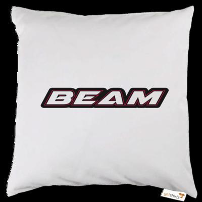 Motiv: Kissen - Beam Logo