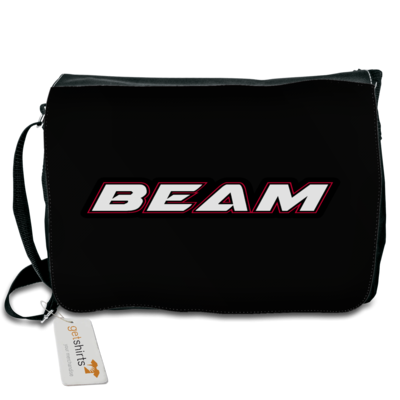 Motiv: Schultertasche - Beam Logo