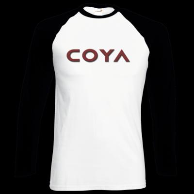 Motiv: Longsleeve Baseball T - Coya Logo