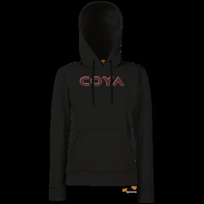 Motiv: Hoodie Damen Classic - Coya Logo