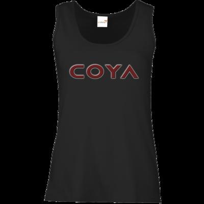 Motiv: Tank Top Damen Classic - Coya Logo