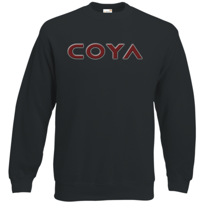 Motiv: Sweatshirt Classic - Coya Logo