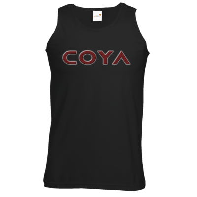 Motiv: Athletic Vest - Coya Logo