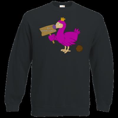 Motiv: Sweatshirt Classic - Motiv Weltherrscherin