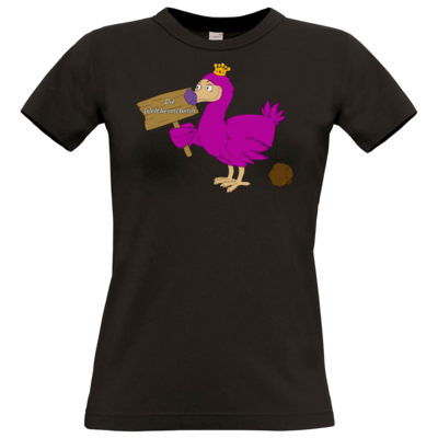 Motiv: T-Shirt Damen Premium FAIR WEAR - Motiv Weltherrscherin