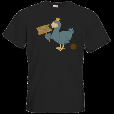 Motiv: T-Shirt Premium FAIR WEAR - Motiv Weltherrscher