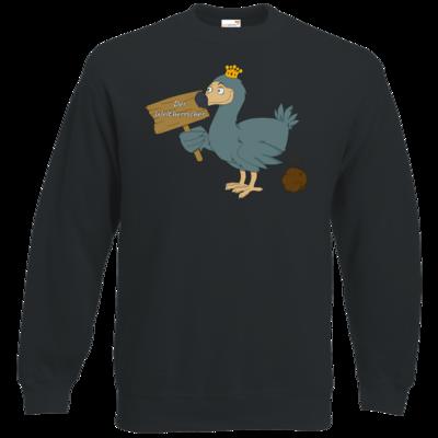Motiv: Sweatshirt Classic - Motiv Weltherrscher