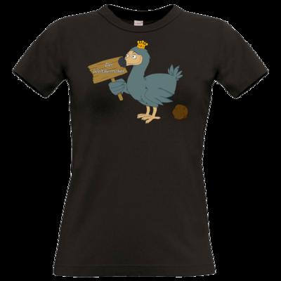 Motiv: T-Shirt Damen Premium FAIR WEAR - Motiv Weltherrscher