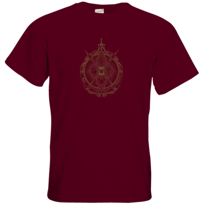 Motiv: T-Shirt Premium FAIR WEAR - B2W Wappen Color
