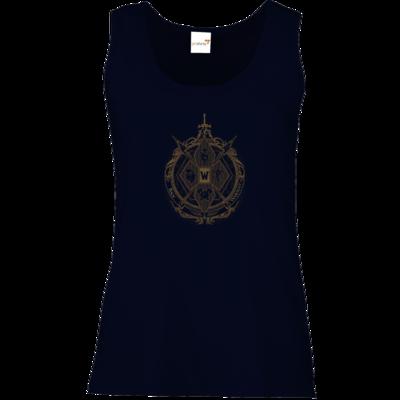 Motiv: Tank Top Damen Classic - B2W Wappen Color