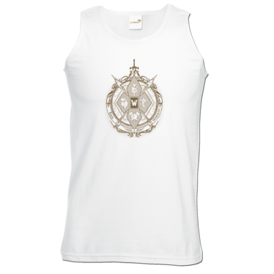 Motiv: Athletic Vest - B2W Wappen Color