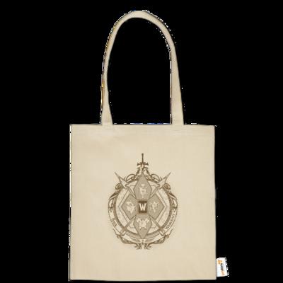 Motiv: Baumwolltasche - B2W Wappen Color