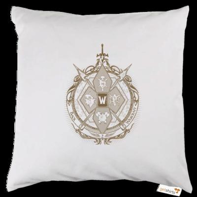 Motiv: Kissen - B2W Wappen Color