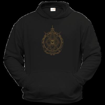Motiv: Hoodie Classic - B2W Wappen Black
