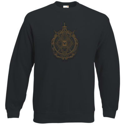 Motiv: Sweatshirt Classic - B2W Wappen Black
