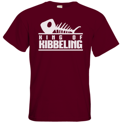 Motiv: T-Shirt Premium FAIR WEAR - Dead by Daylight - King of Kibbeling