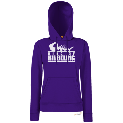 Motiv: Hoodie Damen Classic - Dead by Daylight - King of Kibbeling