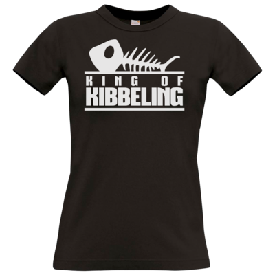 Motiv: T-Shirt Damen Premium FAIR WEAR - Dead by Daylight - King of Kibbeling